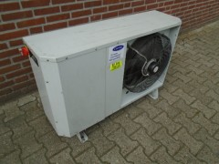 Carrier stille buiten unit 1,6 kw