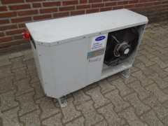 Carrier koel unit 1300 watt bij -5C