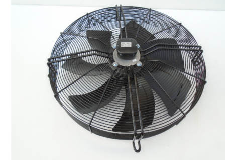 Ventilator Ø 710mm 380v  zuigend.