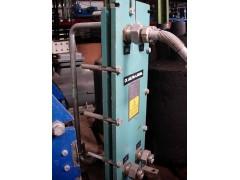 Platenwarmtewisselaar rvs deelbaar