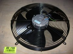 Ventilator Ø 400mm 230v blazend.