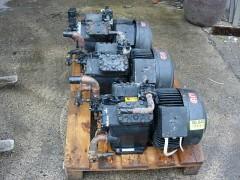 Bock koel compressors 19 kw.