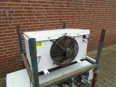 Delta koelverdamper 2,30 kw