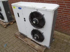 Carrier Profiod stille buiten unit 7.5 kw