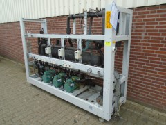 Bitzer centrale set CO2